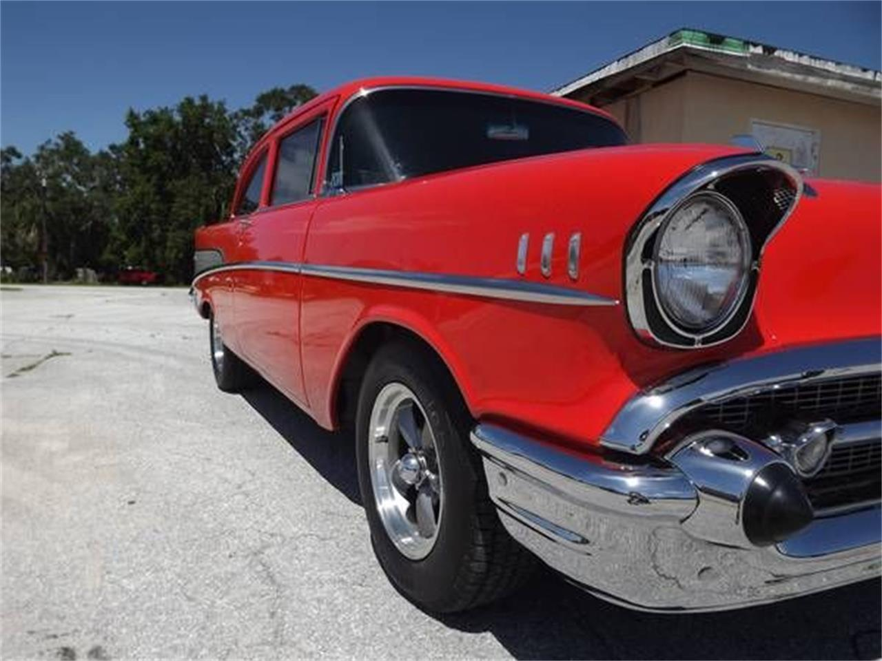 1957 Chevrolet Bel Air (CC-1376817) for sale in Cadillac, Michigan