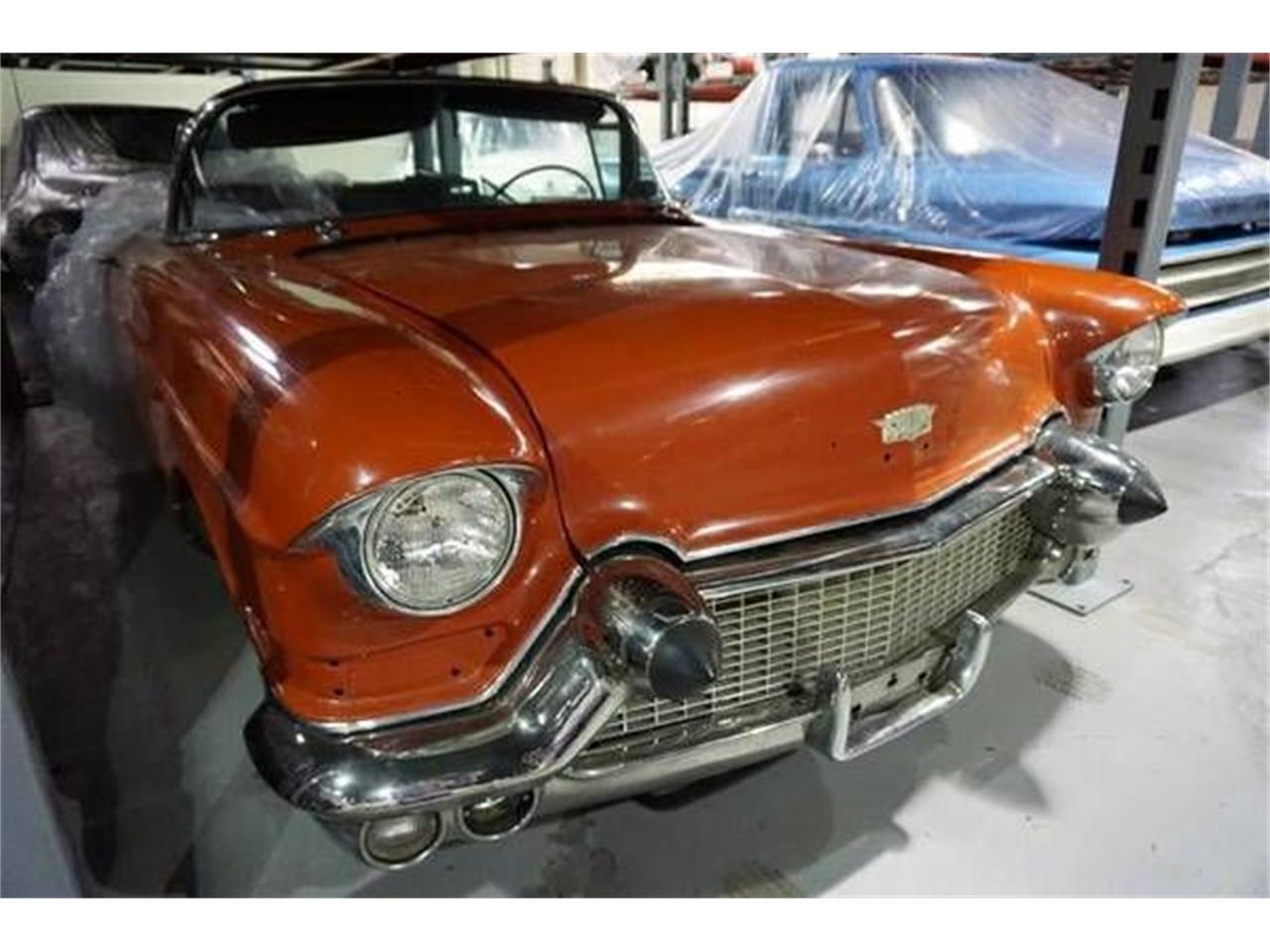 1957 Cadillac Eldorado (CC-1376820) for sale in Cadillac, Michigan