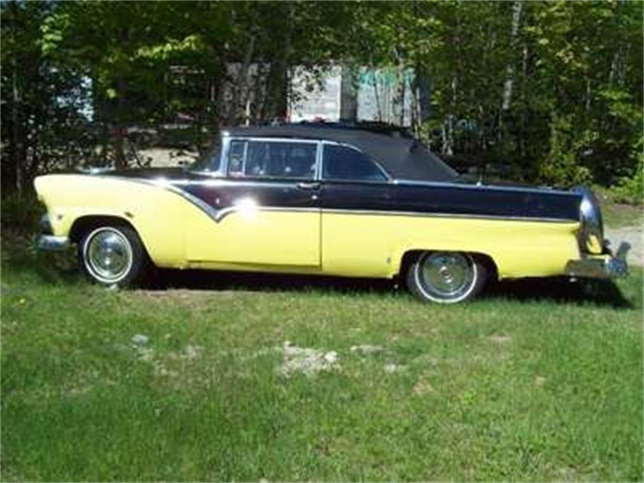 1955 Ford Fairlane (CC-1376824) for sale in Cadillac, Michigan