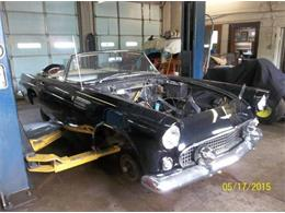 1956 Ford Thunderbird (CC-1376825) for sale in Cadillac, Michigan