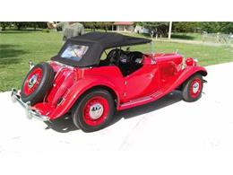 1951 MG TD (CC-1376828) for sale in Cadillac, Michigan
