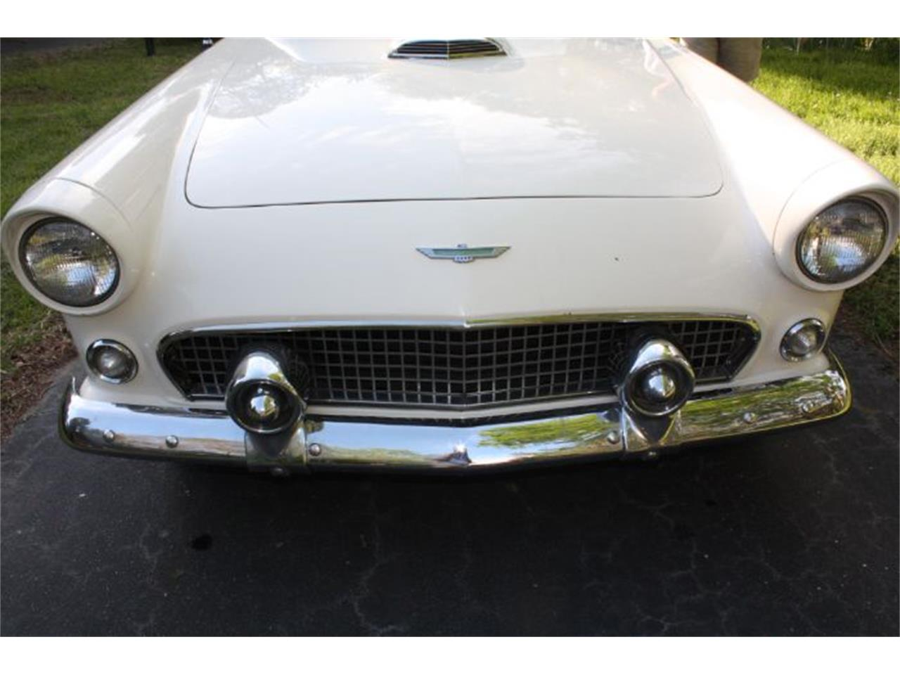 1956 Ford Thunderbird (CC-1376830) for sale in Cadillac, Michigan