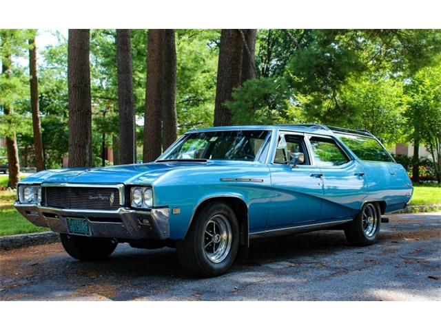 1968 Buick Sport Wagon (CC-1376832) for sale in Saratoga Springs, New York