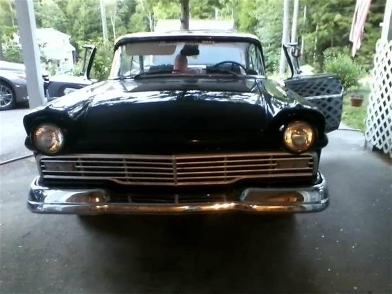 1957 Ford Fairlane (CC-1376833) for sale in Cadillac, Michigan