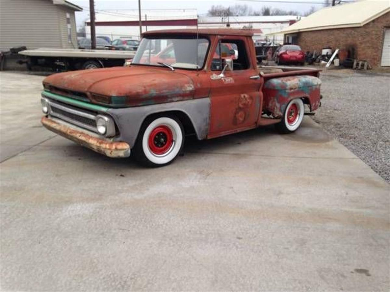 1956 Chevrolet Rat Rod (CC-1376835) for sale in Cadillac, Michigan