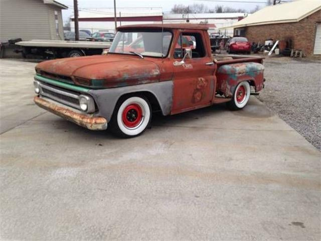 1956 Chevrolet Rat Rod (CC-1376835) for sale in Cadillac, Michigan