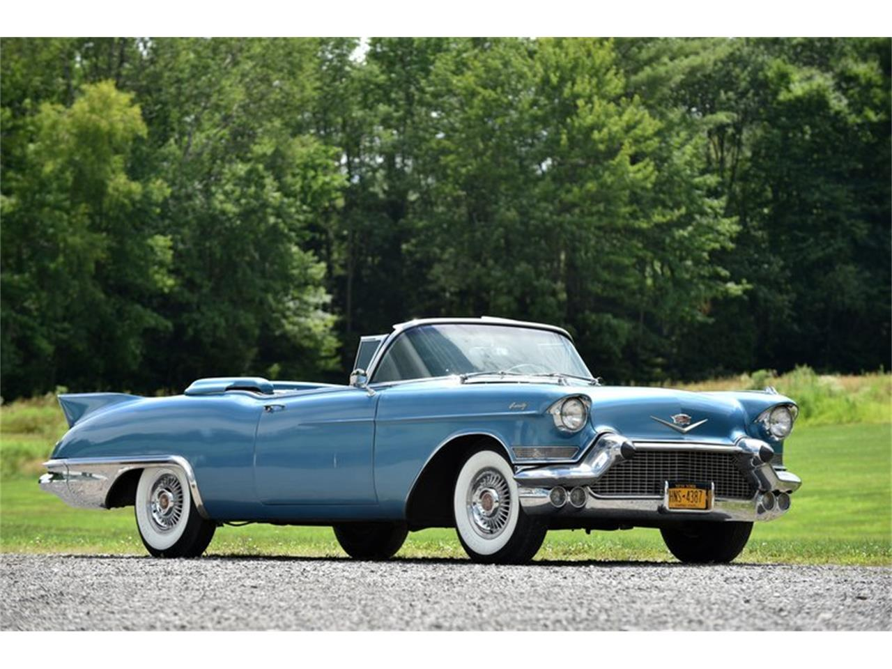 1957 Cadillac Eldorado (CC-1376840) for sale in Saratoga Springs, New York