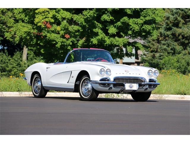 1962 Chevrolet Corvette (CC-1376841) for sale in Stratford, Wisconsin