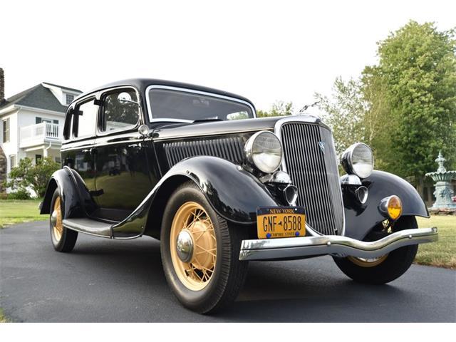 1934 Ford Sedan (CC-1376844) for sale in Saratoga Springs, New York