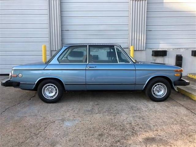 1975 BMW 2002 (CC-1376845) for sale in Cadillac, Michigan