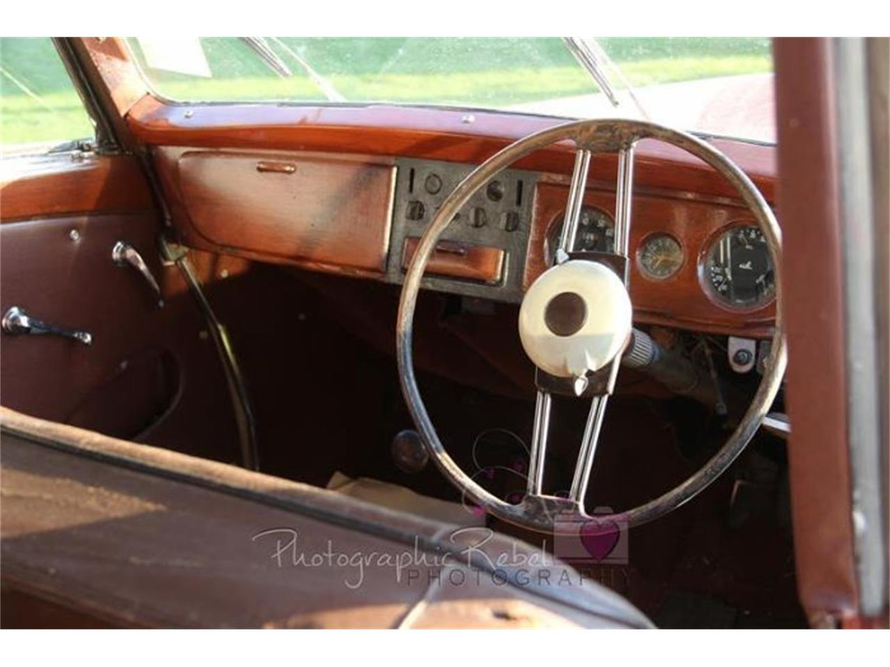 1951 Armstrong-Siddeley Lancaster Saloon (CC-1376850) for sale in Cadillac, Michigan