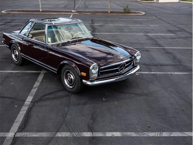 1968 Mercedes-Benz 250SL (CC-1376855) for sale in Fallbrook, California