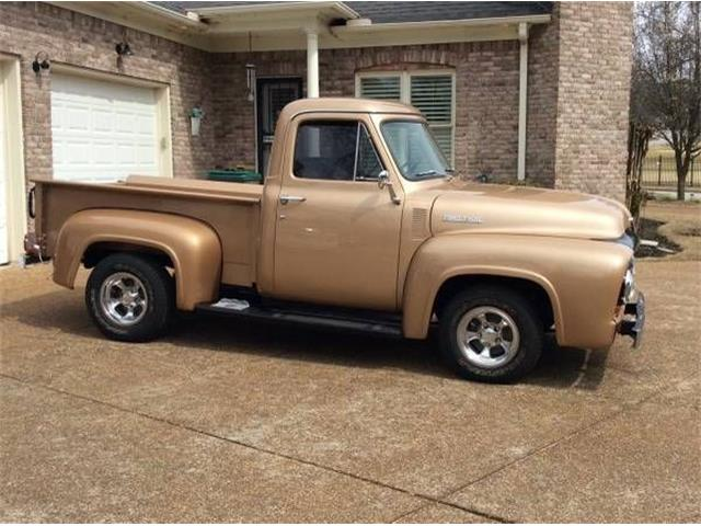 1954 Ford F100 (CC-1376856) for sale in Cadillac, Michigan