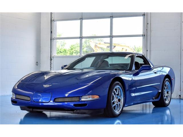 2003 Chevrolet Corvette Z06 (CC-1376866) for sale in Springfield, Ohio