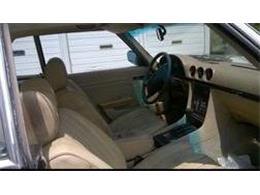 1985 Mercedes-Benz 380SL (CC-1376867) for sale in Cadillac, Michigan