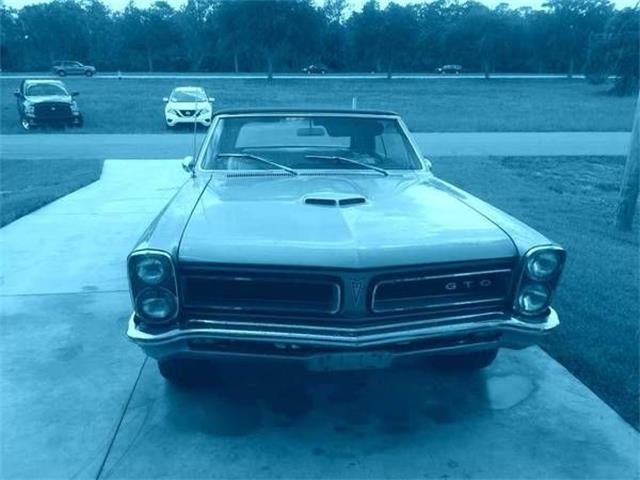 1965 Pontiac GTO (CC-1376869) for sale in Cadillac, Michigan