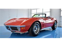 1970 Chevrolet Corvette (CC-1376870) for sale in Springfield, Ohio