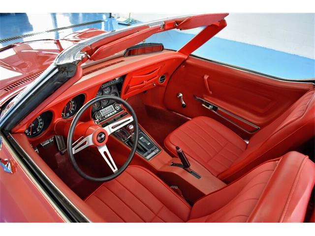 1970 Chevrolet Corvette (CC-1376870) for sale in Springfield, Ohio