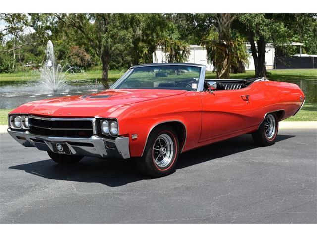 1969 Buick Gran Sport (CC-1376873) for sale in Lakeland, Florida
