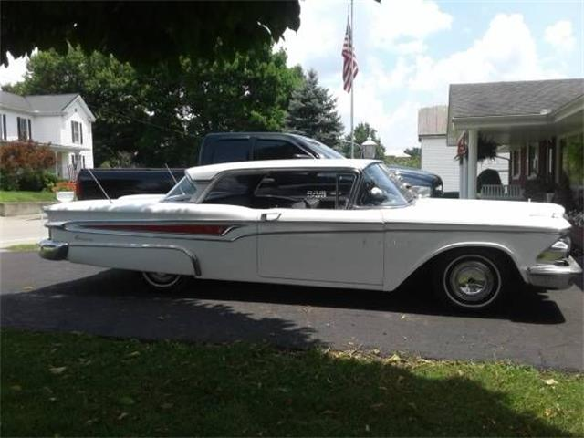 1959 Edsel Sedan (CC-1376874) for sale in Cadillac, Michigan