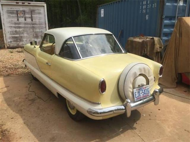 1957 Nash Metropolitan (CC-1376876) for sale in Cadillac, Michigan