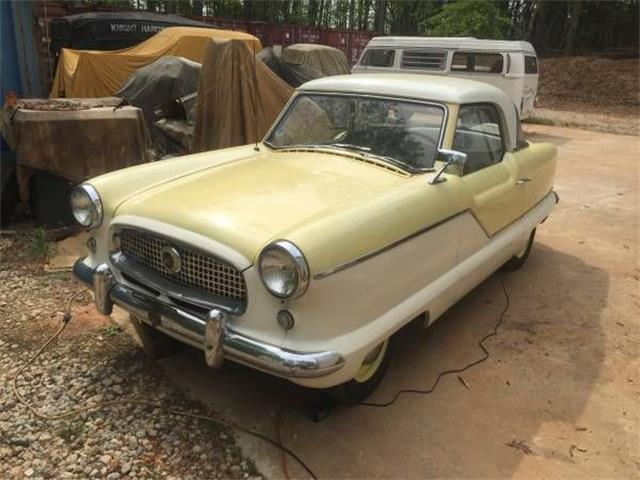 1957 Nash Metropolitan (CC-1376876) for sale in Cadillac, Michigan