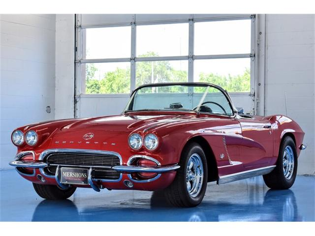 1962 Chevrolet Corvette (CC-1376877) for sale in Springfield, Ohio