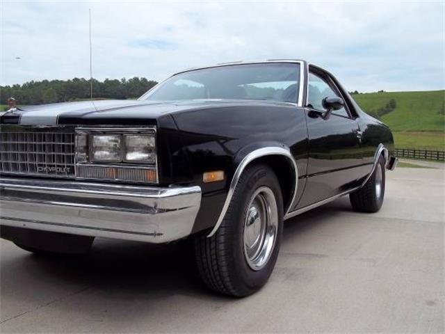 1985 Chevrolet El Camino (CC-1376880) for sale in Cadillac, Michigan
