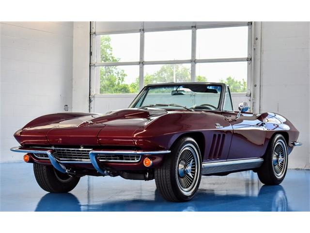 1966 Chevrolet Corvette (CC-1376886) for sale in Springfield, Ohio