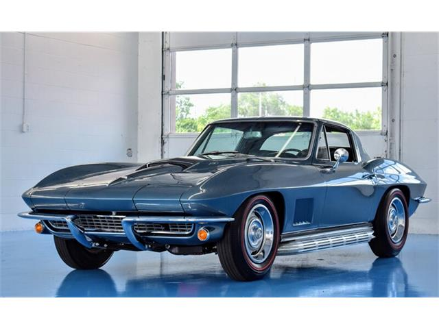 1967 Chevrolet Corvette (CC-1376891) for sale in Springfield, Ohio