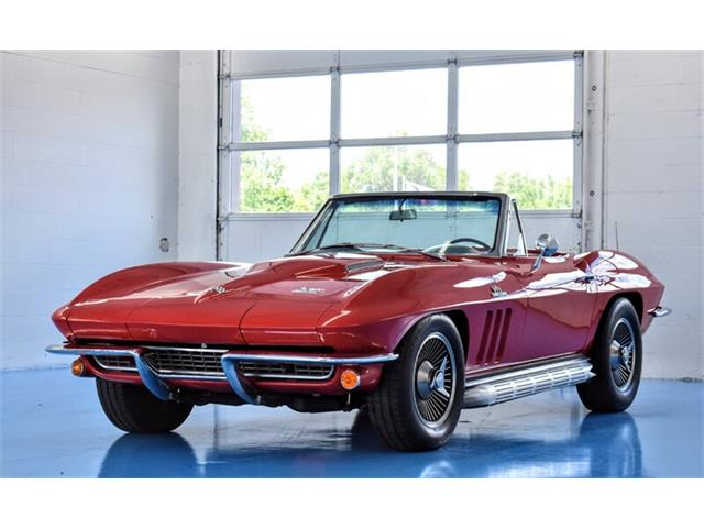 1966 Chevrolet Corvette (CC-1376899) for sale in Springfield, Ohio