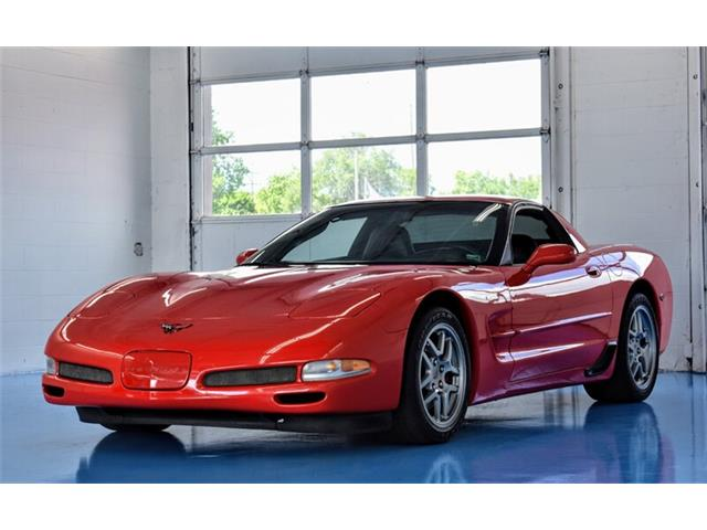 2004 Chevrolet Corvette Z06 (CC-1376903) for sale in Springfield, Ohio