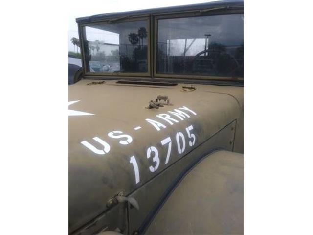 1951 Dodge M-37 (CC-1376904) for sale in Cadillac, Michigan