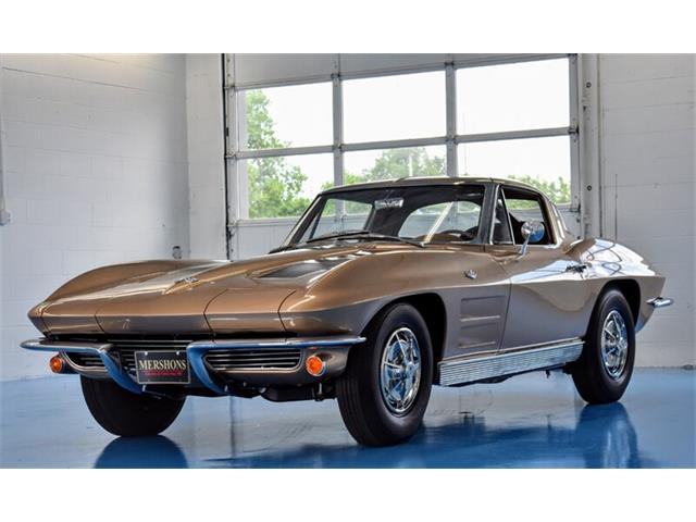 1963 Chevrolet Corvette (CC-1376914) for sale in Springfield, Ohio