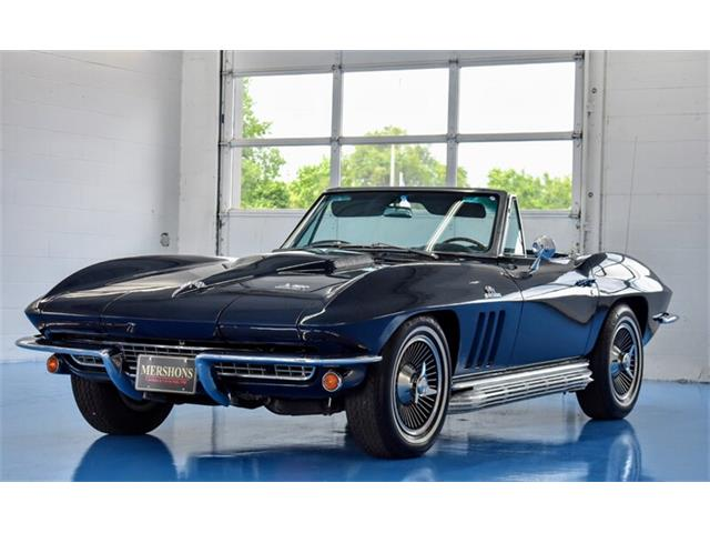 1966 Chevrolet Corvette (CC-1376920) for sale in Springfield, Ohio