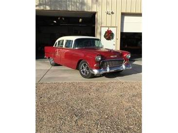 1955 Chevrolet Sedan (CC-1376921) for sale in Cadillac, Michigan