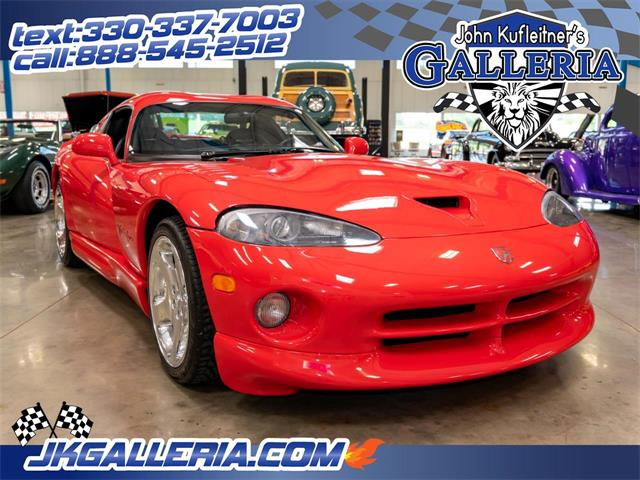 2000 Dodge Viper (CC-1376923) for sale in Salem, Ohio
