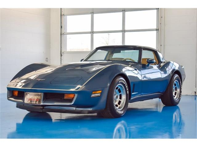 1980 Chevrolet Corvette (CC-1376924) for sale in Springfield, Ohio