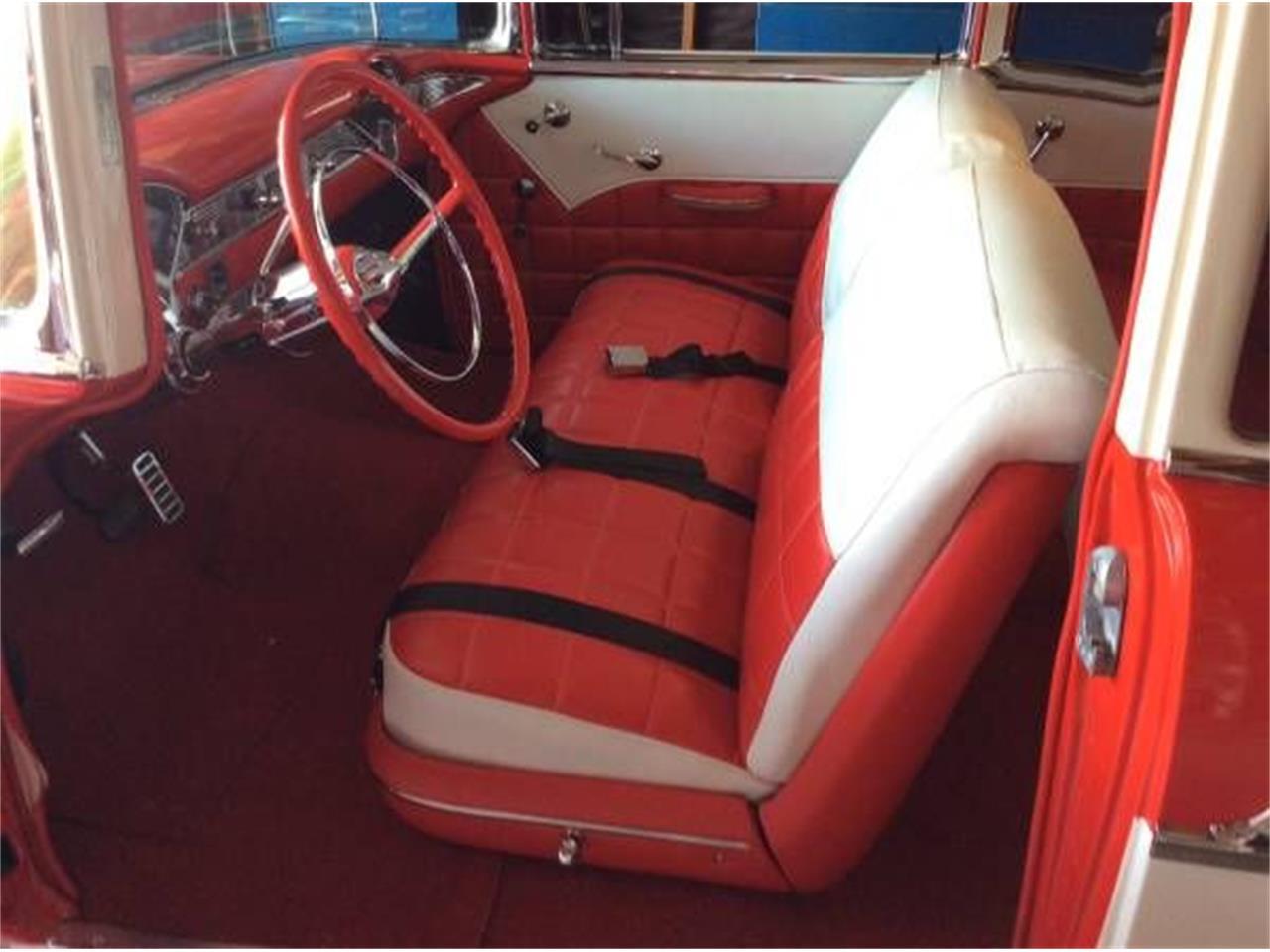 1956 Chevrolet Sedan (CC-1376925) for sale in Cadillac, Michigan