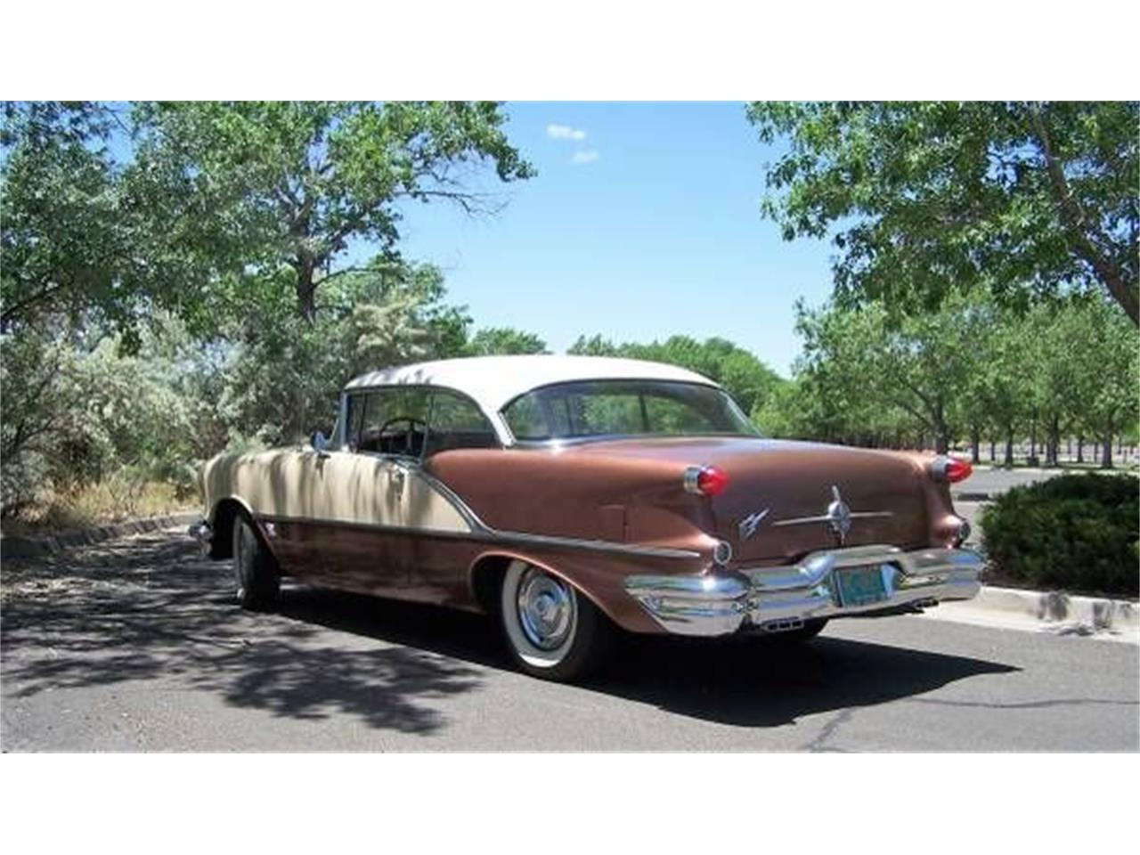 1956 Oldsmobile Super 88 (CC-1376926) for sale in Cadillac, Michigan