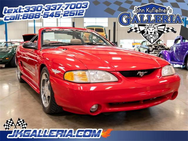 1994 Ford Mustang (CC-1376928) for sale in Salem, Ohio