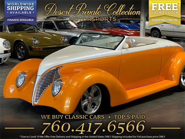 1939 Ford Roadster (CC-1376929) for sale in Palm Desert , California
