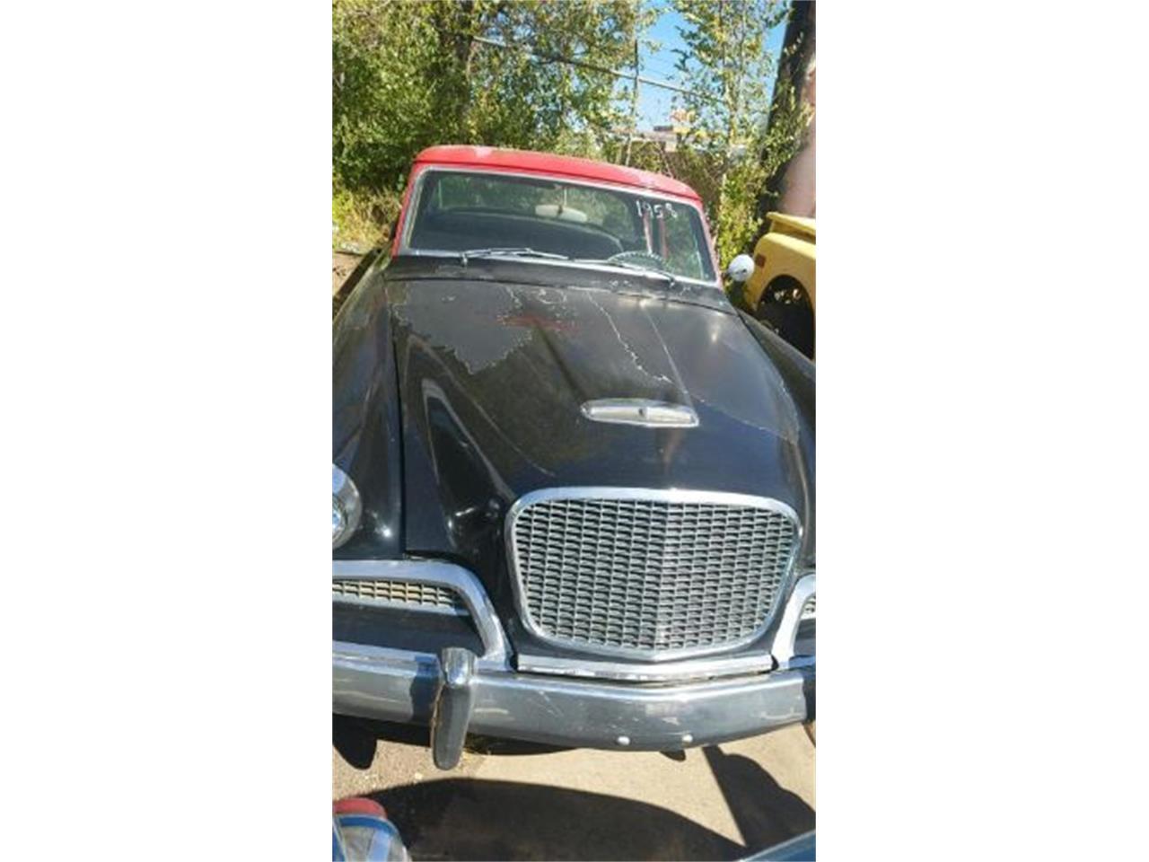 1958 Studebaker Silver Hawk (CC-1376931) for sale in Cadillac, Michigan