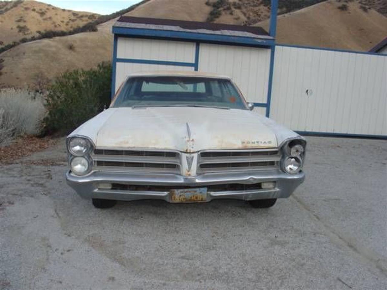 1965 Pontiac Catalina (CC-1376941) for sale in Cadillac, Michigan