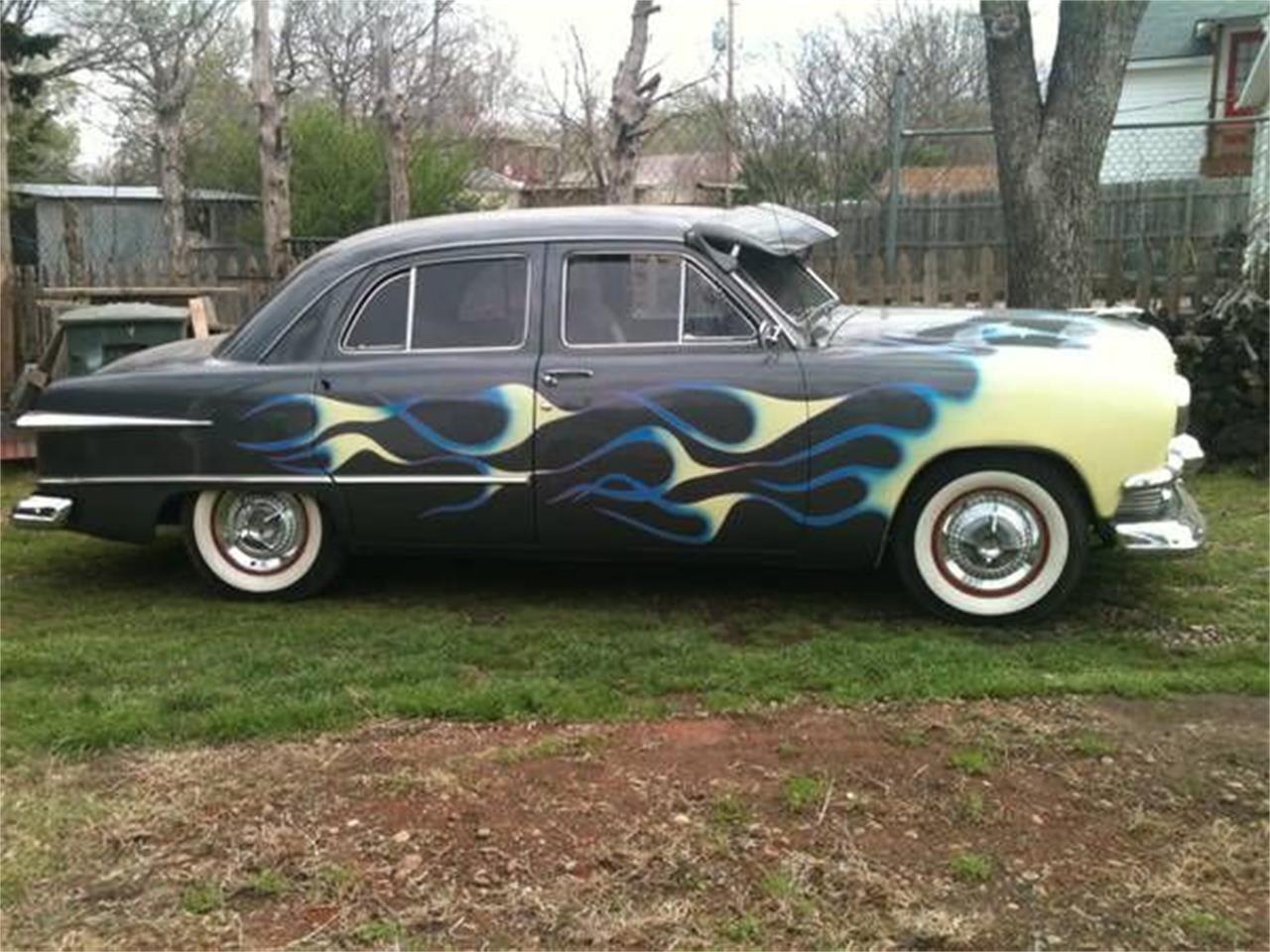 1951 Ford Sedan (CC-1376948) for sale in Cadillac, Michigan