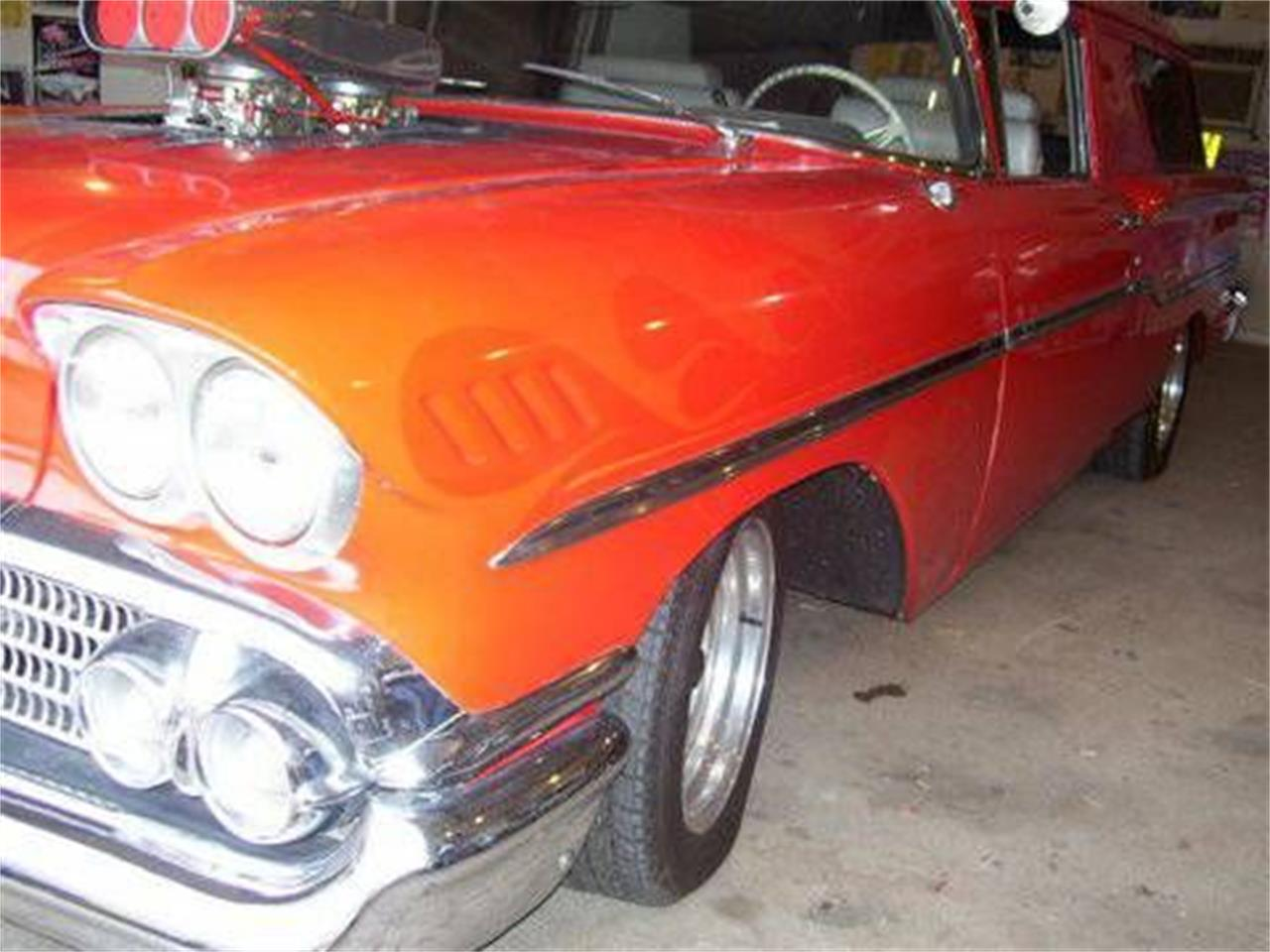 1958 Chevrolet Sedan (CC-1376950) for sale in Cadillac, Michigan