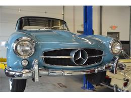 1961 Mercedes-Benz 190SL (CC-1376967) for sale in Lebanon, Tennessee