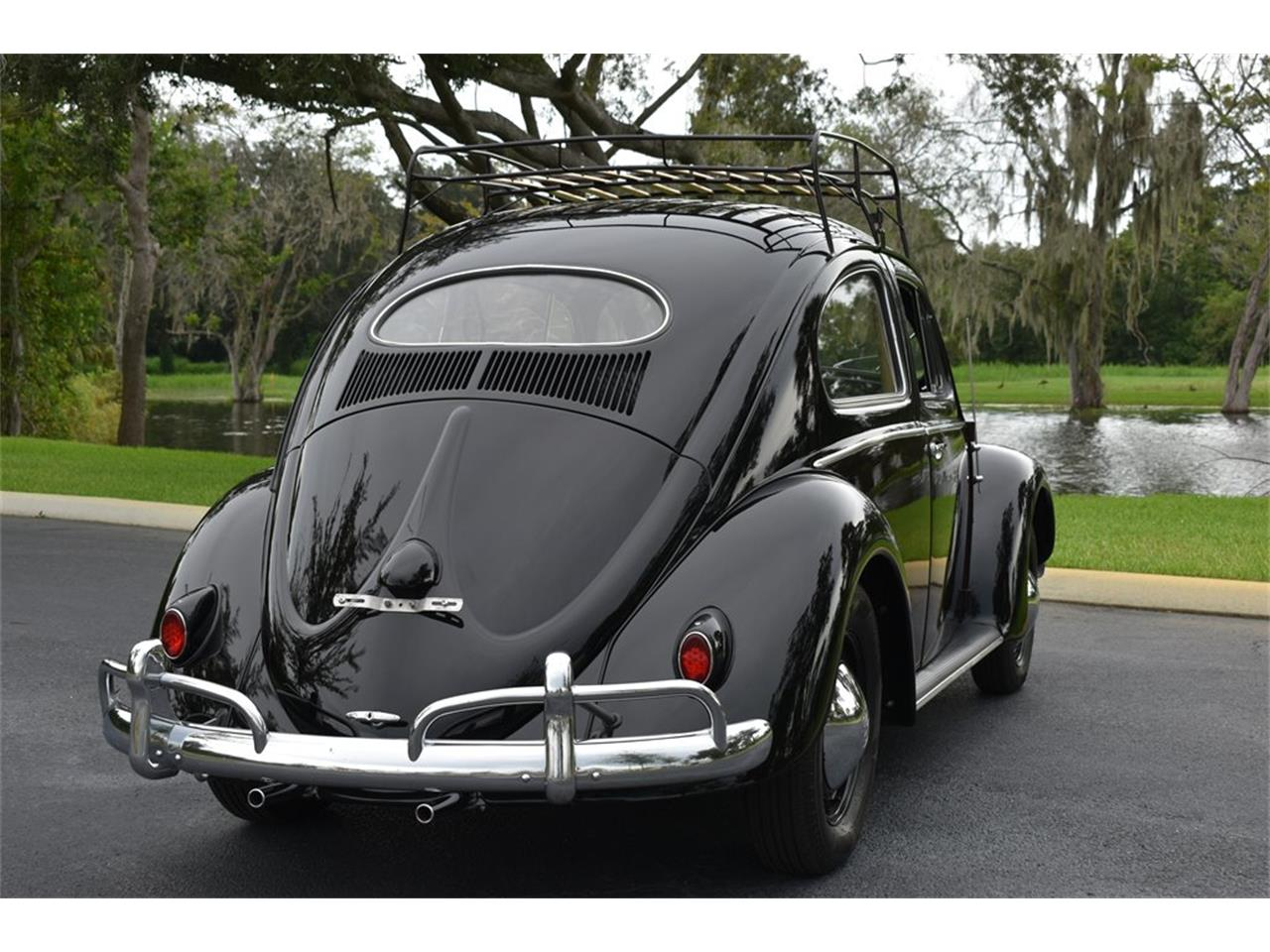 1956 Volkswagen Beetle (CC-1376971) for sale in Lakeland, Florida