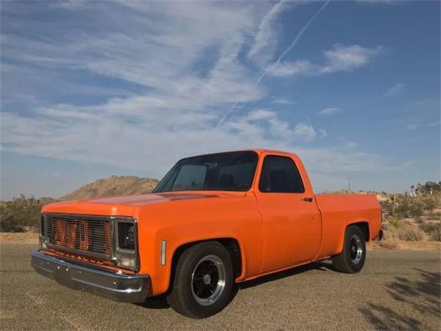 1975 Chevrolet C10 (CC-1376977) for sale in Cadillac, Michigan