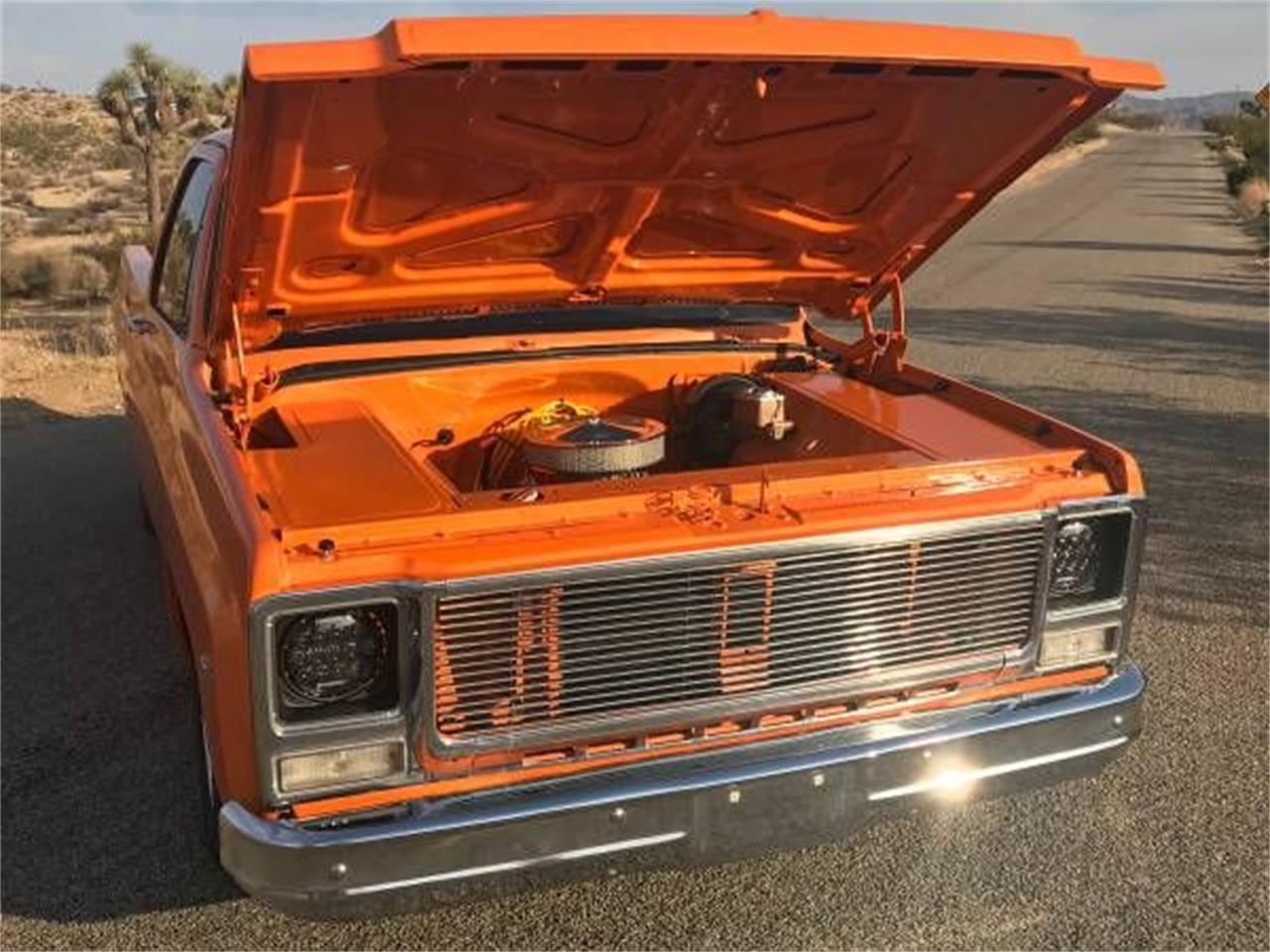 1975 Chevrolet C10 (CC-1376977) for sale in Cadillac, Michigan